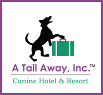a tail away logo
